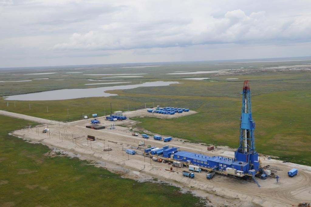 Началась промышленная эксплуатация Берегового месторождения на Ямале.